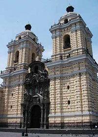 サン・フランシスコ教会・修道院